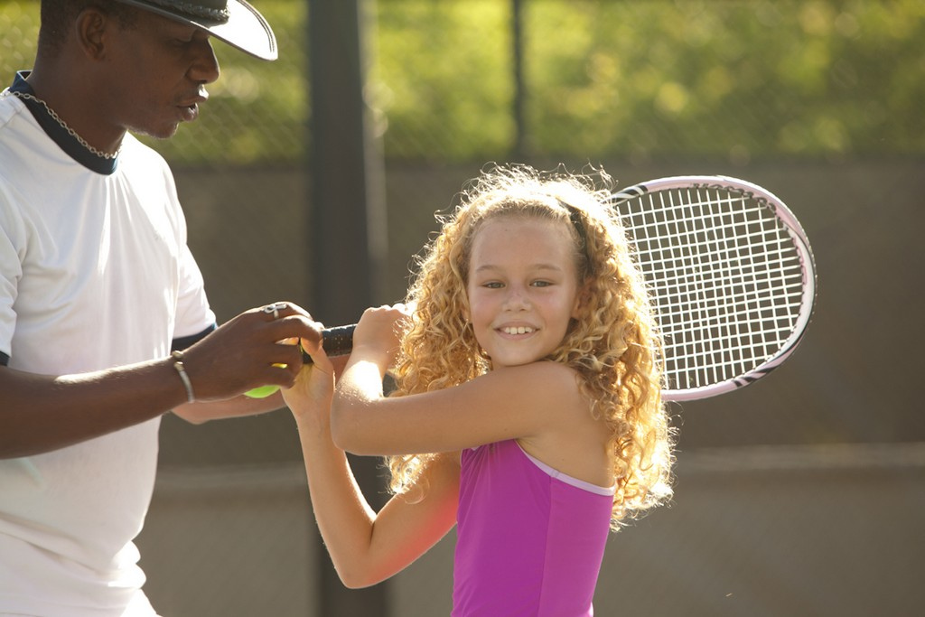 Tennis at the Landings - Family Friendly Resorts in St lucia