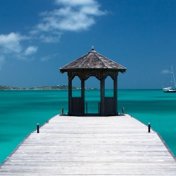 Jumby Bay Resort in Antigua