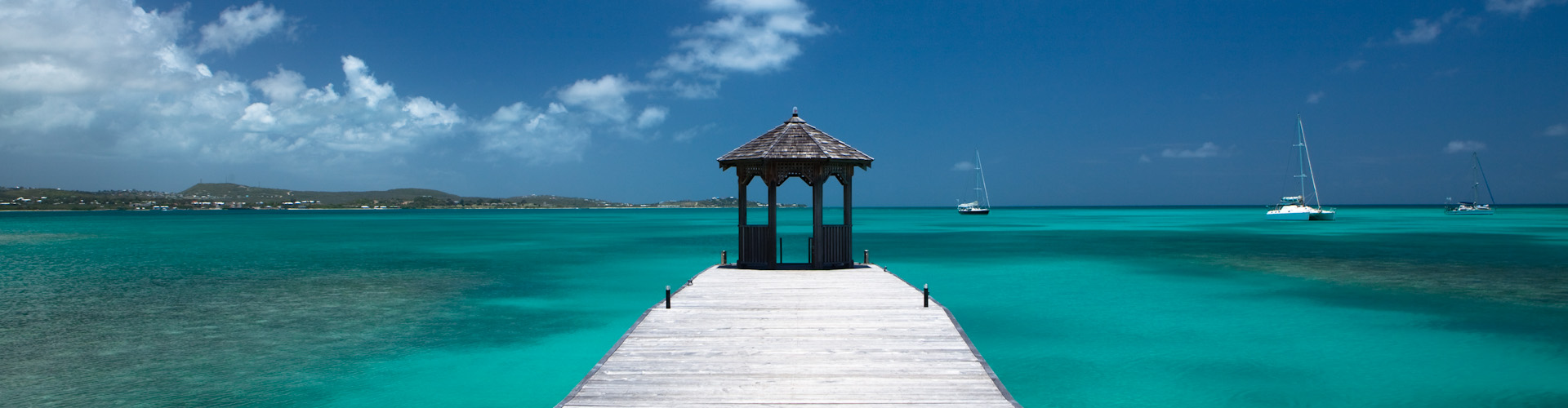 Jumby Bay Resort in Antigua