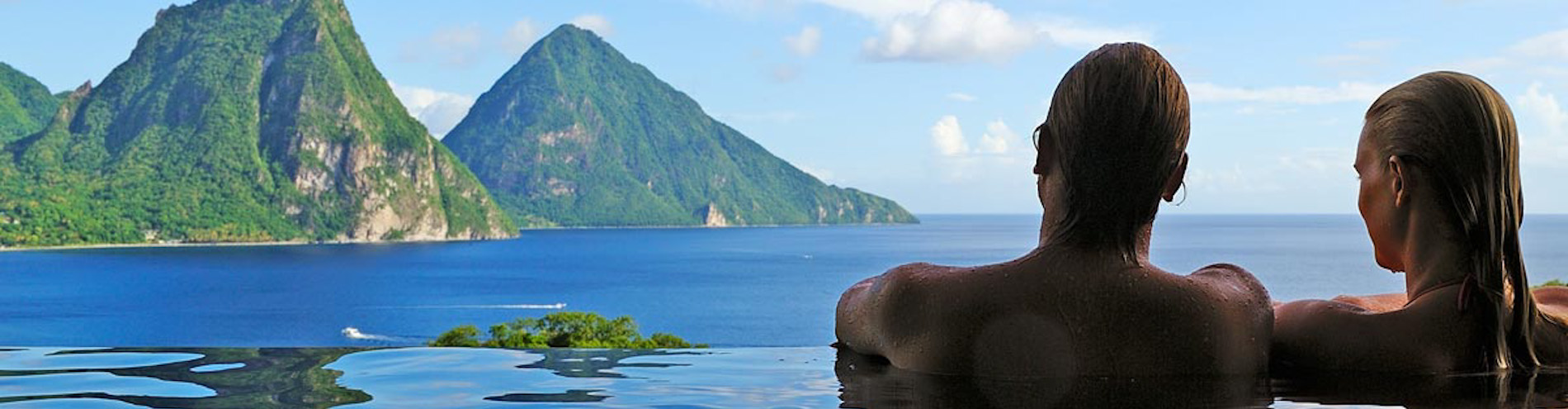 Jade Mountain St Lucia Villas
