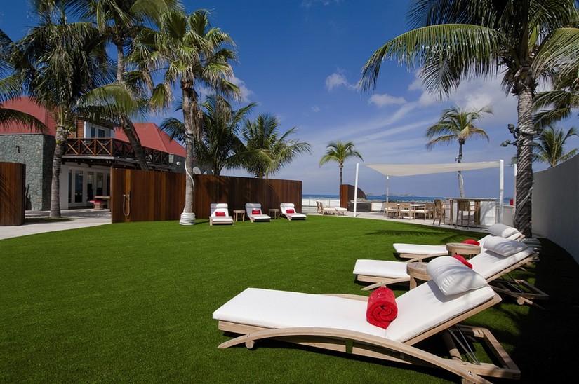 Villa Rockstar is one of the coolest st barts villas