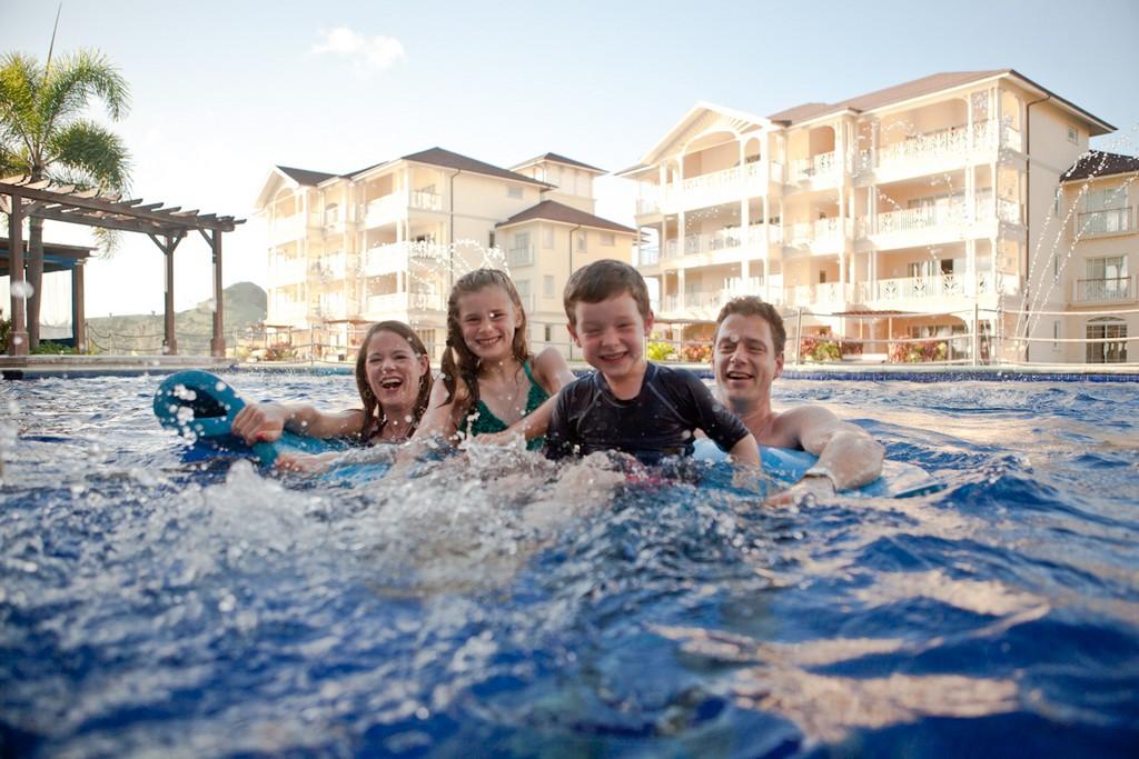 Family Friendly Resorts - The Landings