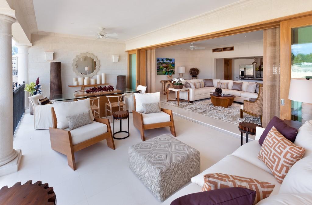 Stylish contemporary interiors
