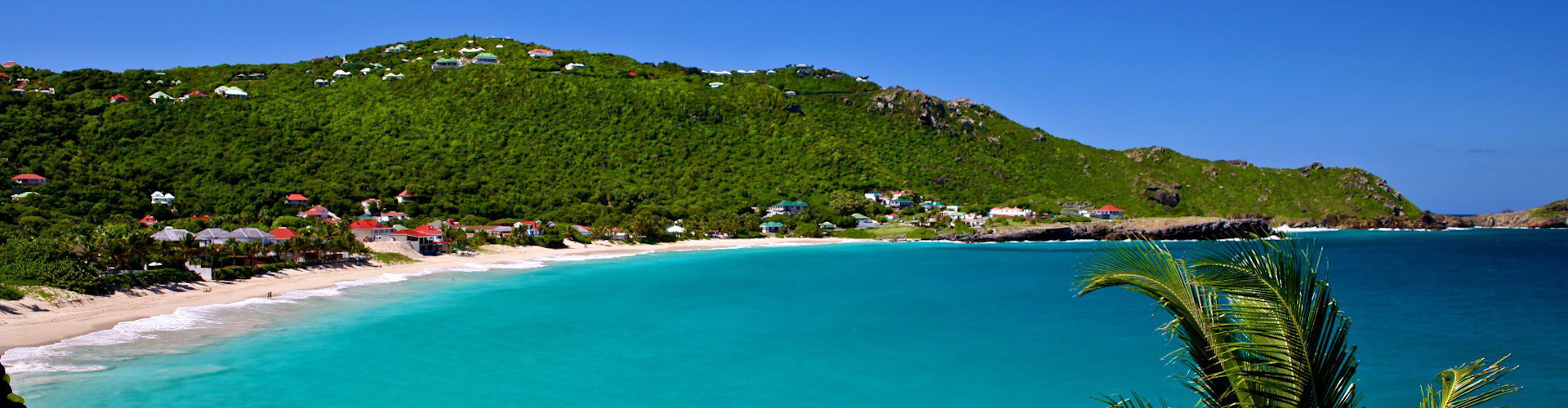 Top 5 Beaches in St Barts