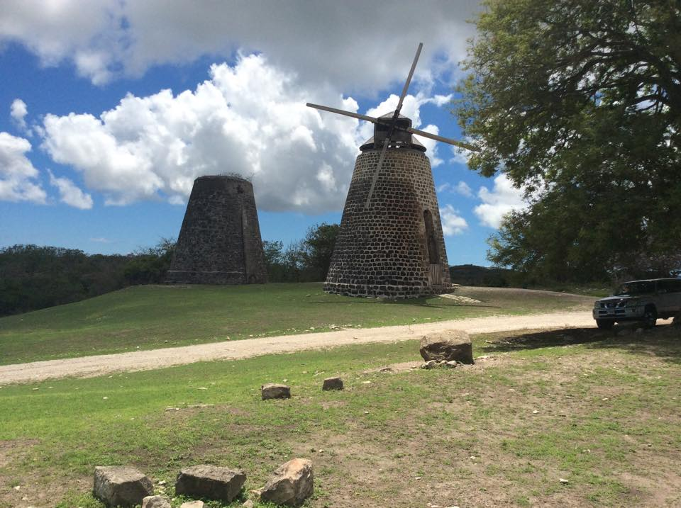 Betty's Hope Sugar Mill Planatation