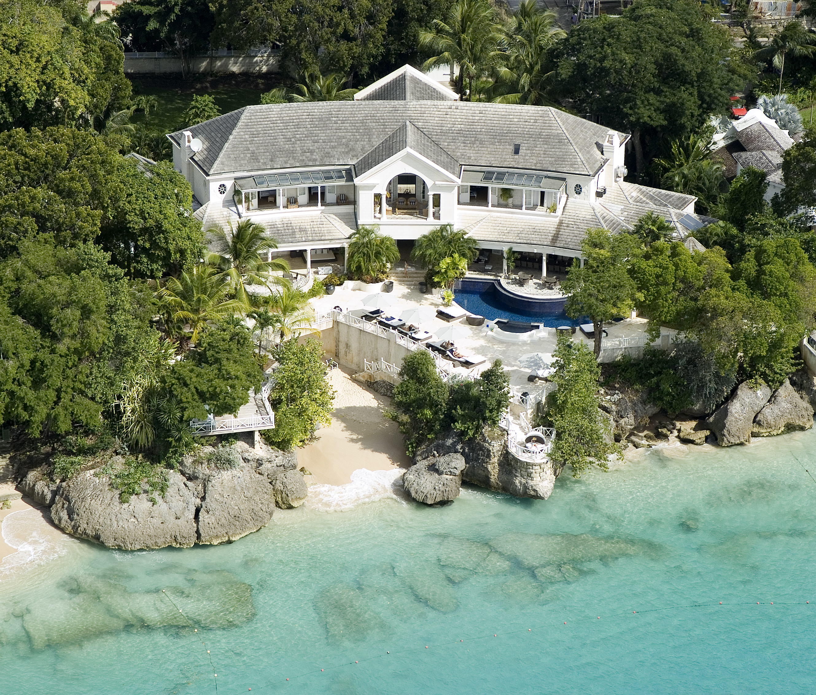 Barbados luxury villas top 10 blog for The cove house