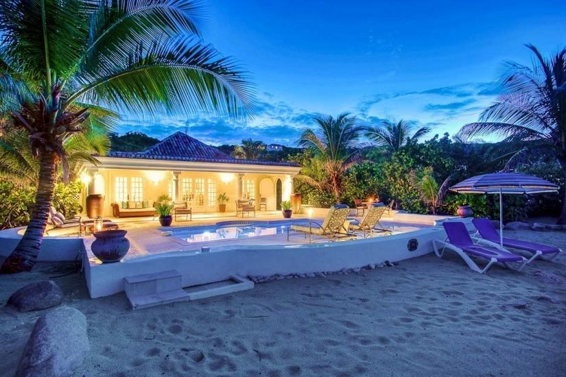 Les Palmiers - Honeymoon Villas in St Martin