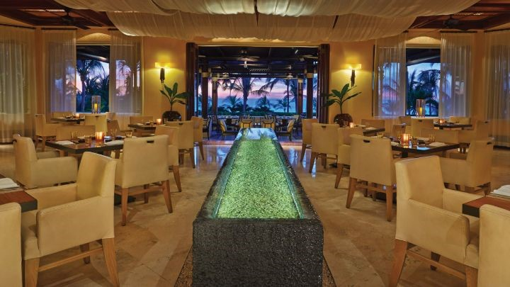 Aramara Restaurant at the Four Seasons in Punta Mita