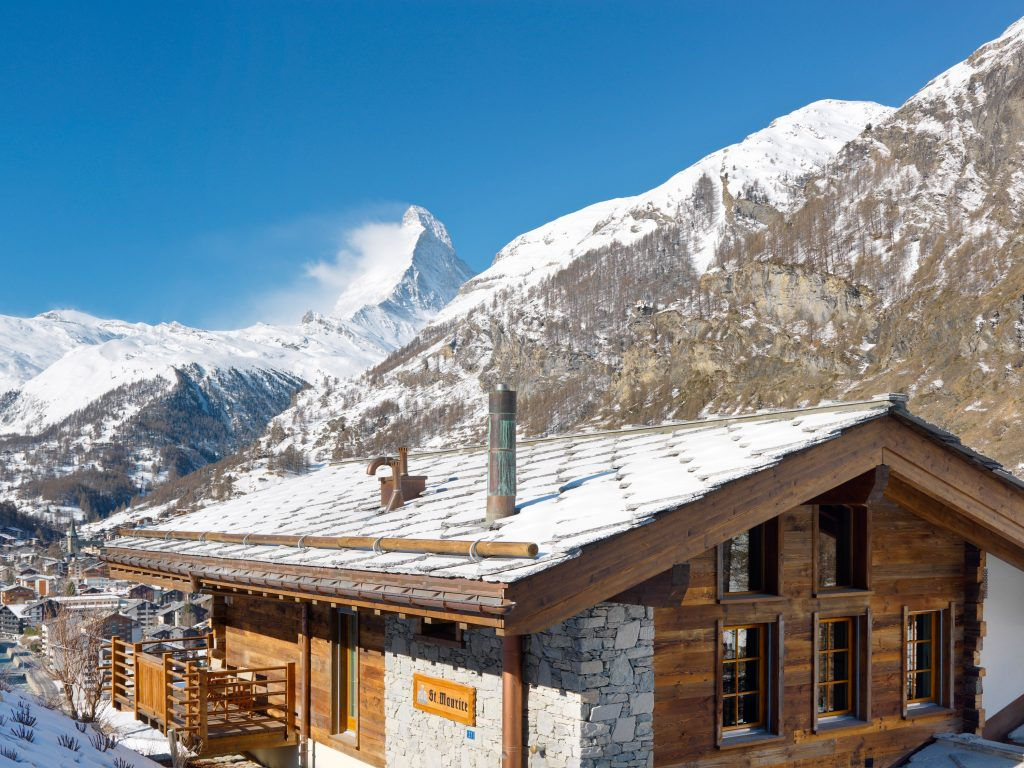 Chalet Maurice is one of the most desirable Swiss luxury apartments