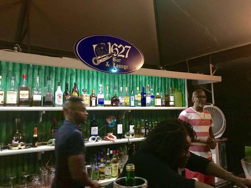 1627 Bar in Holetown