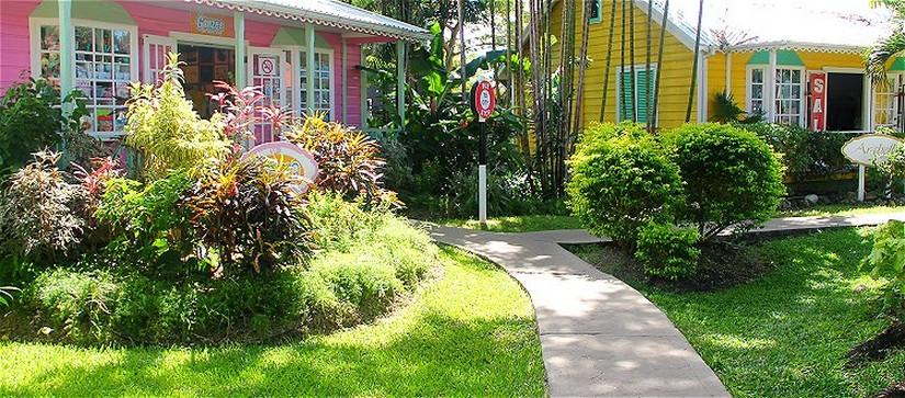 Chattel shops, Holetown, Barbados
