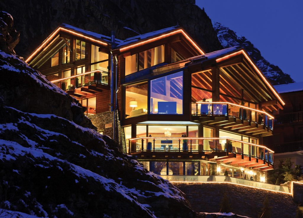 Chalet Les Anges - One of the finest Zermatt Chalets