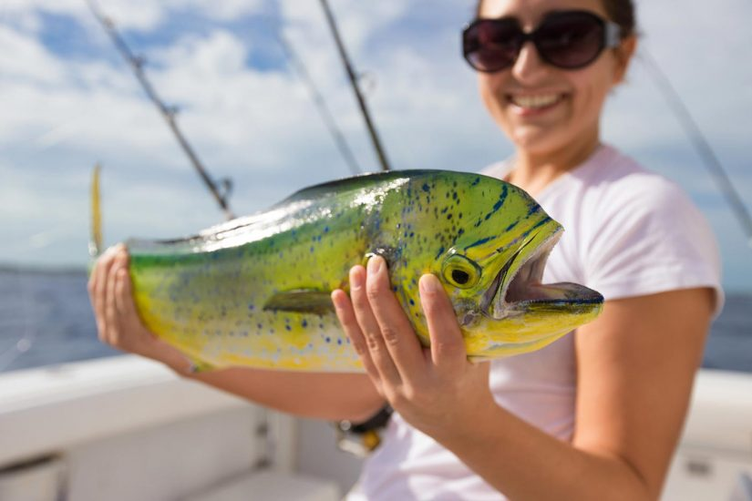 Fishing is another fun activity of the islands of Turks and Caicos.