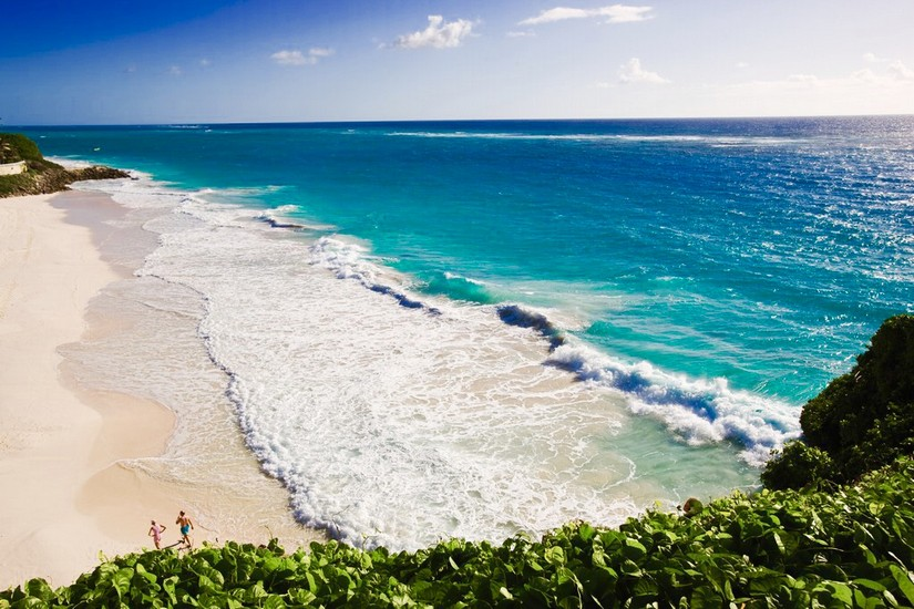 The Best Time To Travel Barbados Is Whenever You Want Crane Beach Will