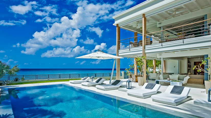 The Dream Villa in Barbados