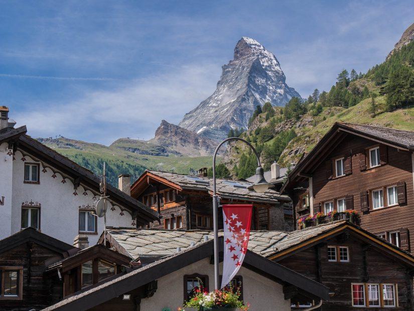Zermatt - Matterhorn View
