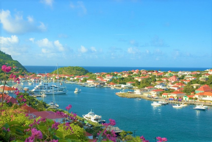 Our St Barts Villa Rentals are located all over the island and also in the capital of Gustavia.