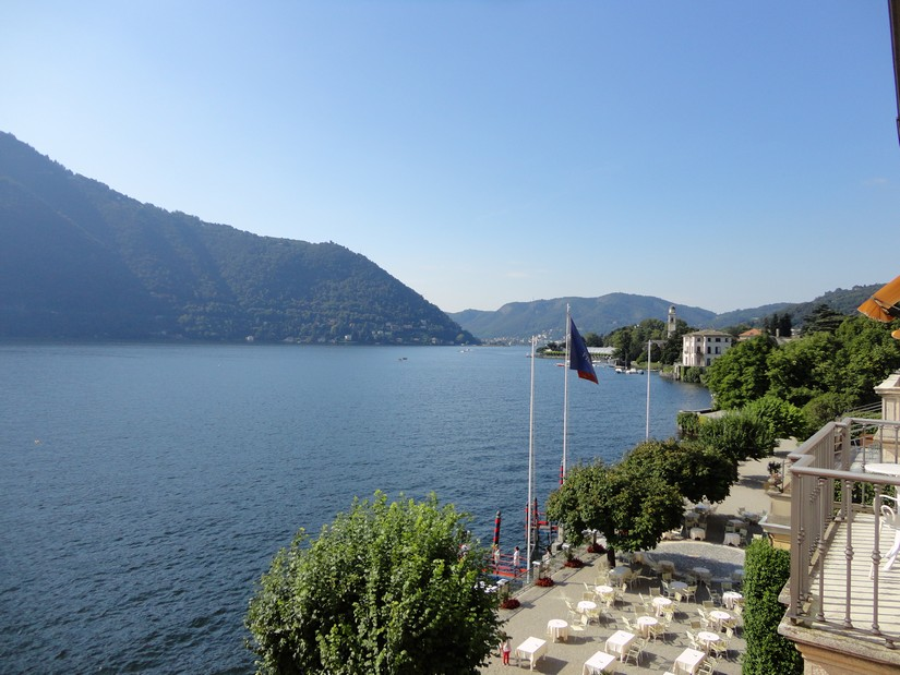 View of Lake Como