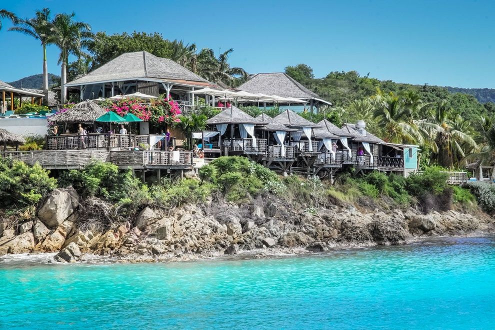 Sheer Rock - one of the best restaurants in Antigua