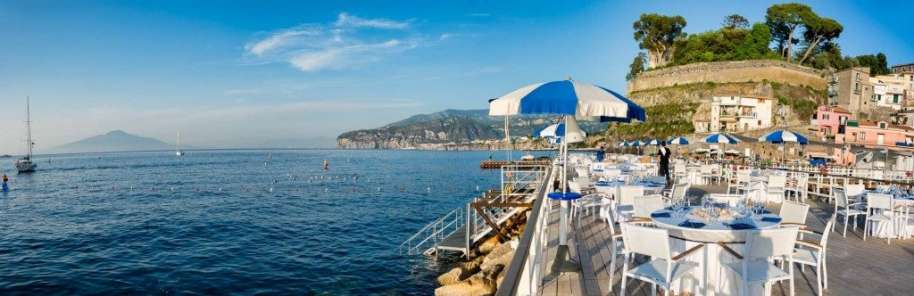 Best restaurants in sorrento blog - Bagni sant anna sorrento ...