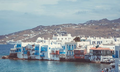The beautiful Mykonos