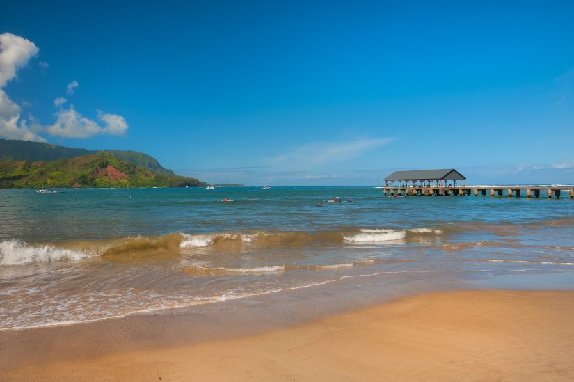 Hale Aku is one of our favourite kauai villas for rent as it is bang on the beach