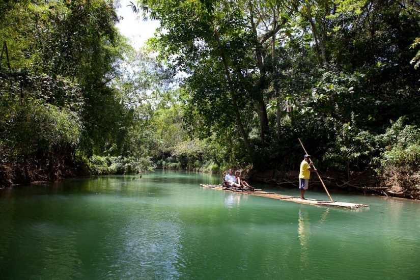 River tours in jamaica
