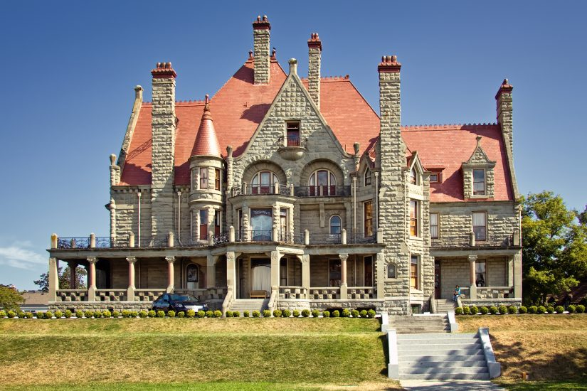 Visit the enchanting landmarks that Canada has to offer including this majestic and historical Castle.