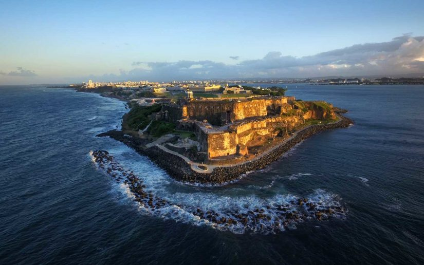 Puerto Rico is one of the places to travel without a passport that holds many new and exciting adventures
