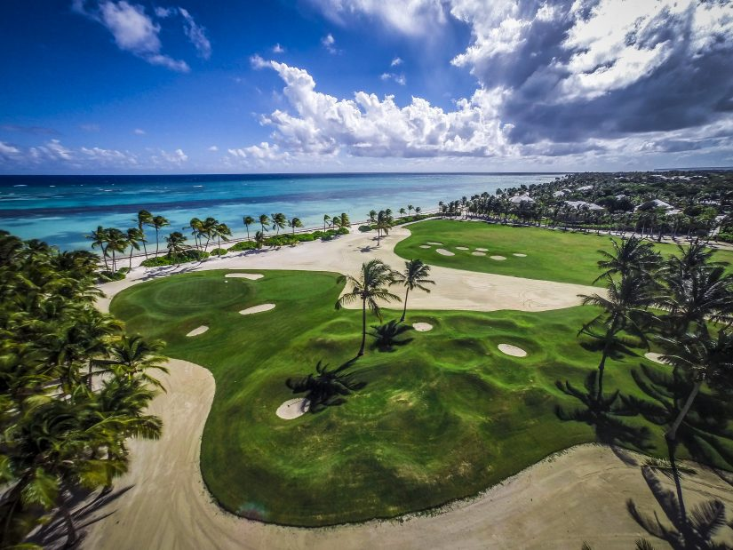 Dominican Republic Facts? People will fly from all over the world to play golf at La Cana golf course