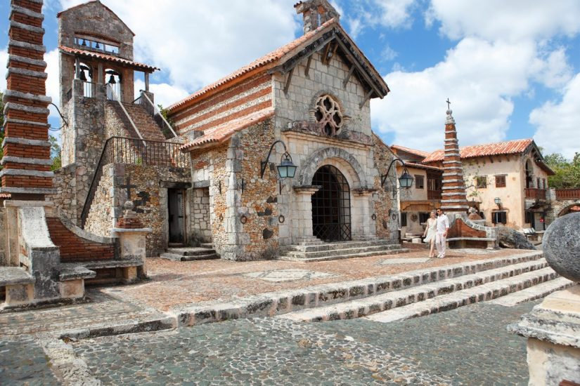 This Luxury resort in the Dominican republic is just a moment away from the Artists Village - Altos De Chavon