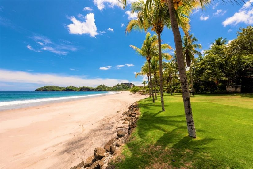 The best things to do in Costa Rica is to simply relax on the beach and soak in the tranquil ambiance surrounding you