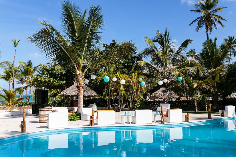 Kukua Beach Club is a luxurious punta cana restaurant, ideally based along the sandy Dominican Republic beaches