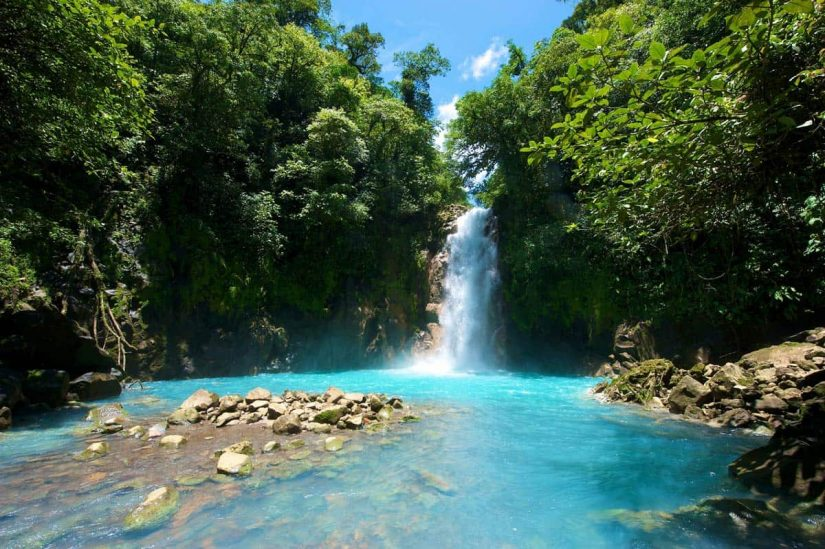 Costa rica attractions include the expansive jungles and dense nature reserves, chattering with monkeys and macaws
