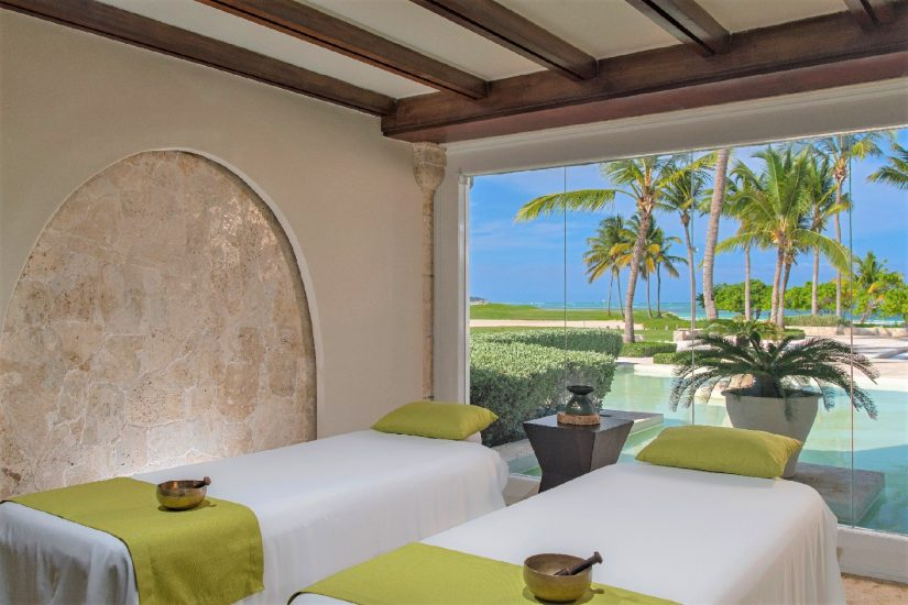 The Six Senses Spa in Puntacana is the reason it is considered one of the best resorts in the Dominican republic