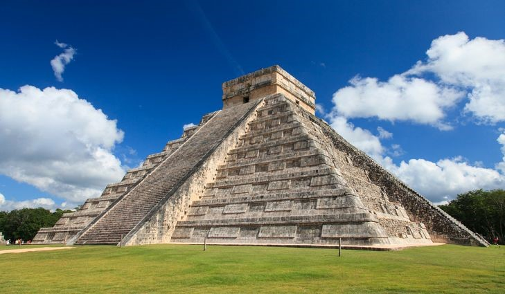 Chichen Itza is one of the Best Places to visit in Mexico for its ancient ruins and historical setting