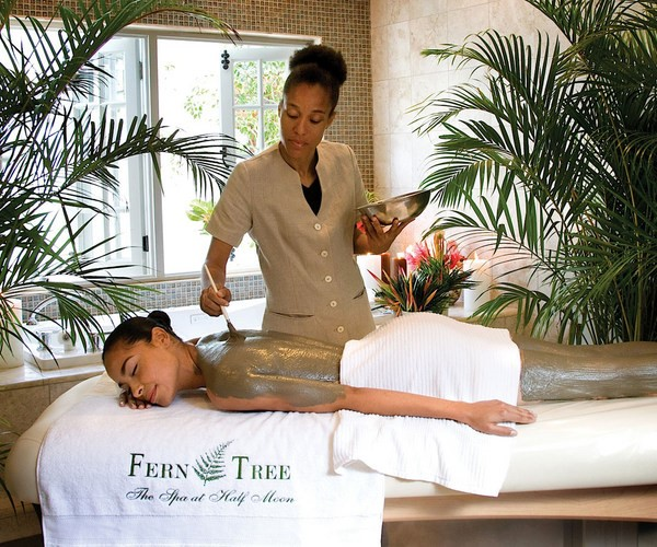 A serene massage in the sap is one of the best half moon bay things to do