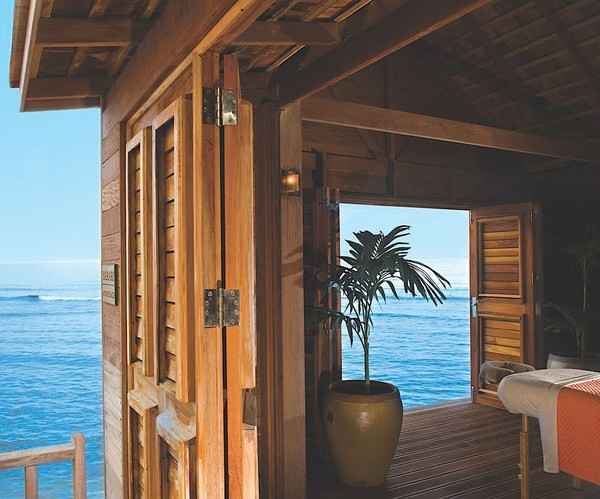 A serene spa treatment is one of the best things to do in half moon bay