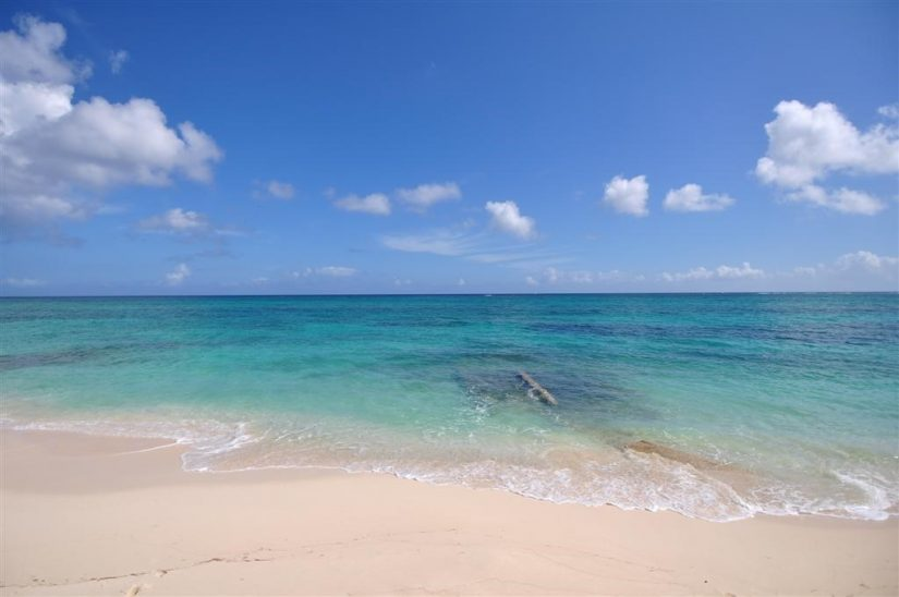 The best beach in nassau is located here on the sands of Love Beach, a luxurious and serene location