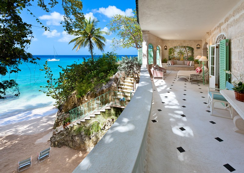 When you're talking holiday rentals barbados comes at the top of the list