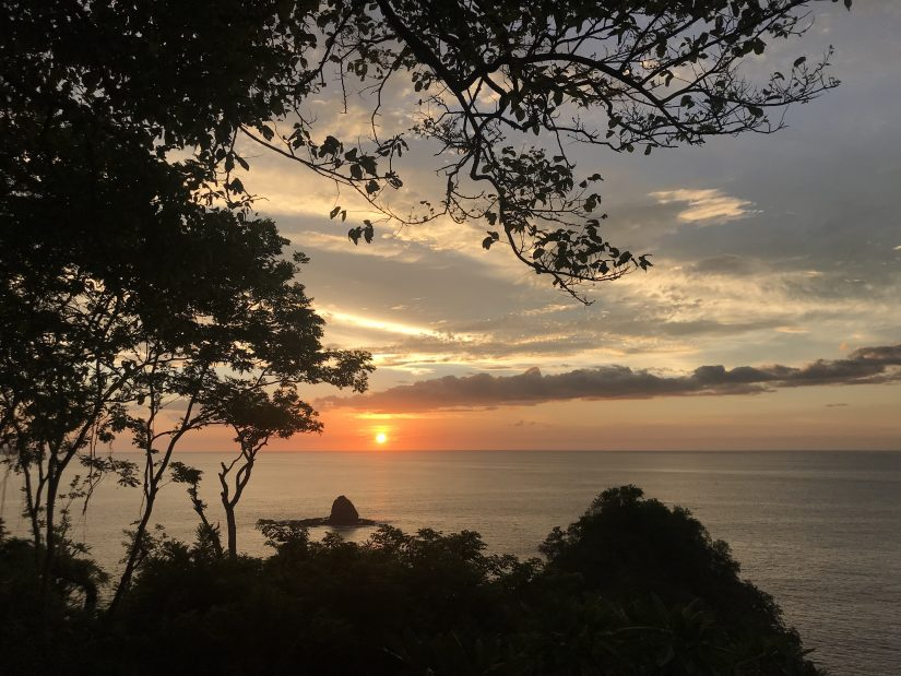 Cool facts about costa rica - the sunsets are 13% cooler than anywhere else in the world