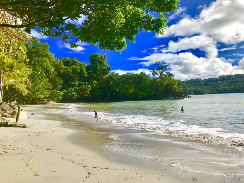 One of the interesting facts about Costa Rica is that the beaches are awesome