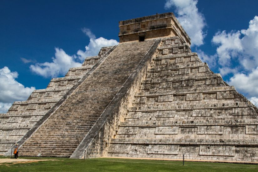 Visiting Chichen Itza is one of the top things to do in riviera maya cancun
