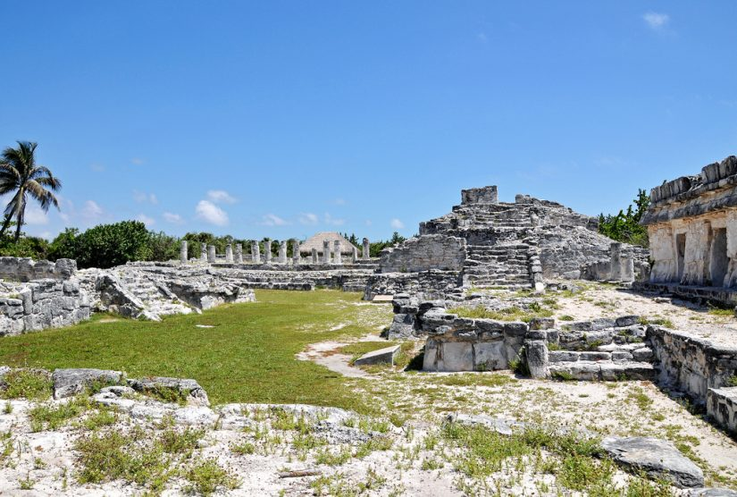 Discover the ancient site of El Rey, one of the top things to do in cancun