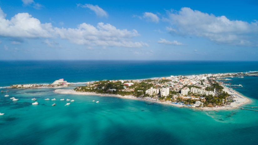 Visiting Isla Mujeres is one of the top Things to do in Cancun during your stay