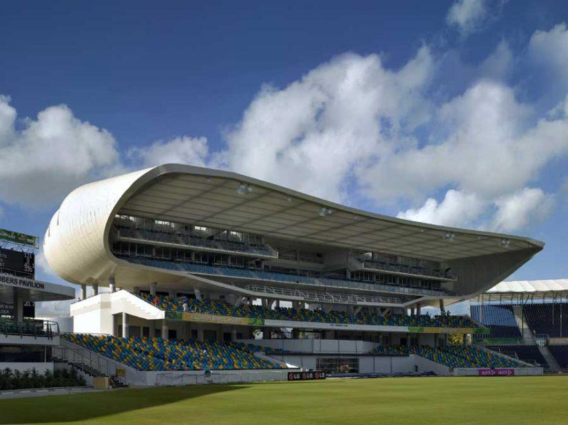 A key location for Cricket in Barbados is Bridgetown's Kensington Oval