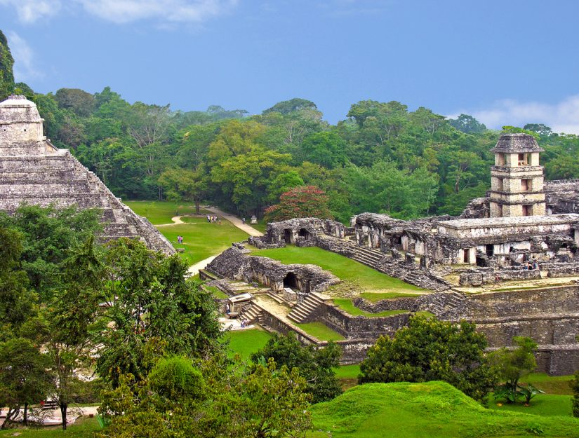 The most tranquil and Safest places to visit in Mexico are within these historic locations - preserved by time