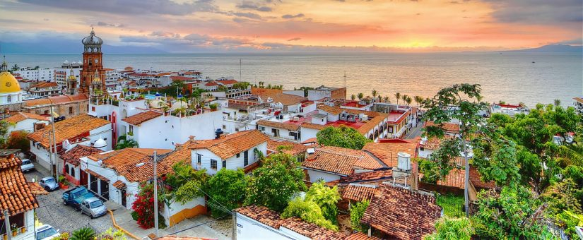 The Best places to visit in Mexico includes the serene town of Puerto Vallarta