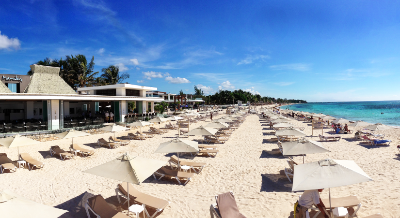 Mamitas Beach Club is one of the best Things to do in playa del carmen