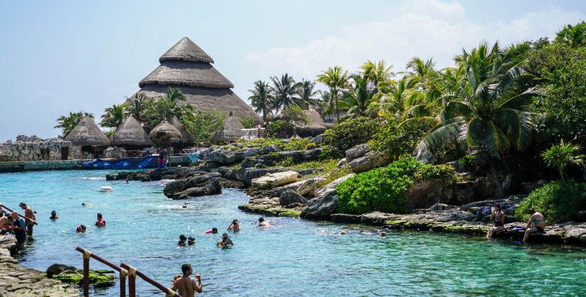 Xcaret Park is one of the greatest Things to do in cancun with kids